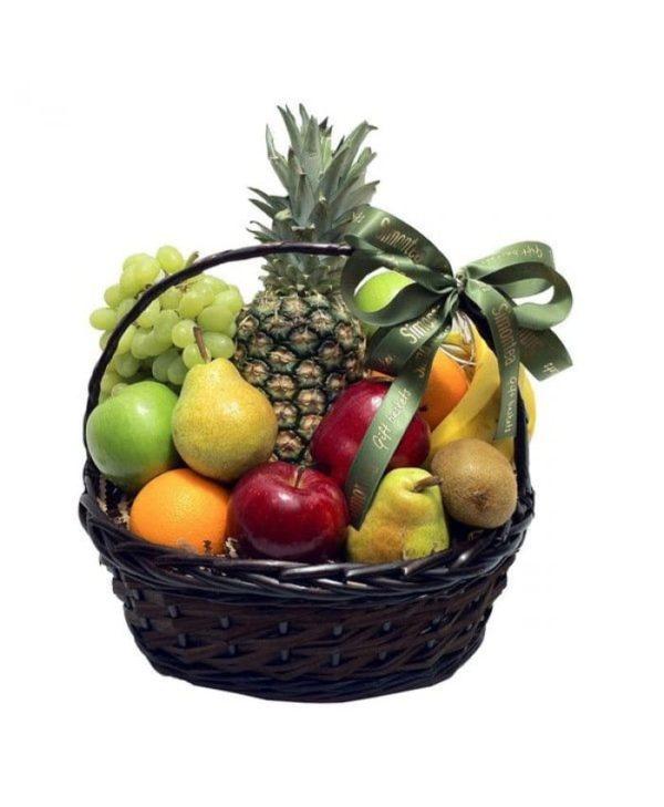 """Корзина с фруктами """"Вкусная"""""""