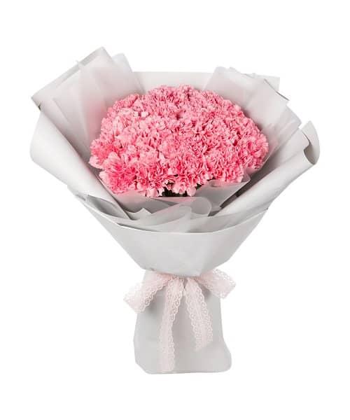 """Букет """"Розовый Рассвет"""""""