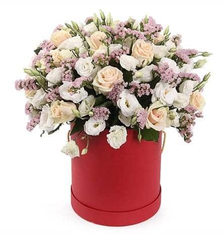 "Цветы в коробке ""Каспер"""