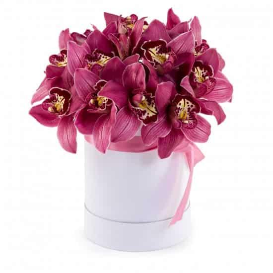 """Цветы в коробке """"Сказочные сны"""""""