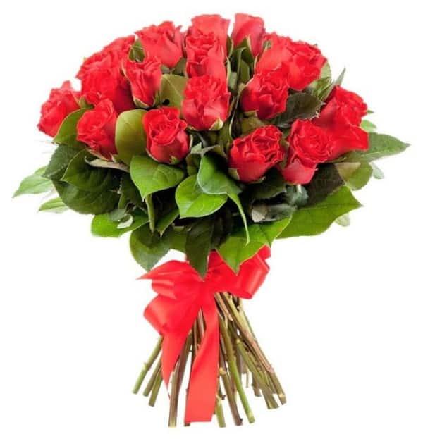"""Букет """" 25 красных роз Кения"""""""
