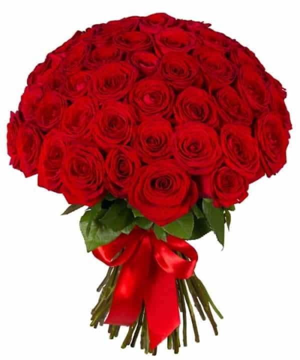 """Букет """"45 красных роз"""""""