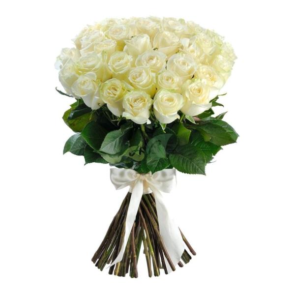 """Букет """"35 Белых Роз"""""""