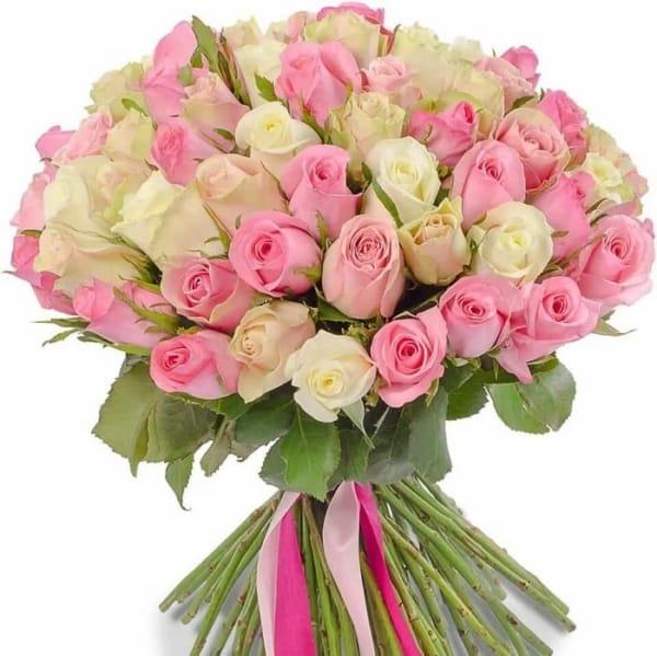 """Букет """"51 роза Кения"""""""