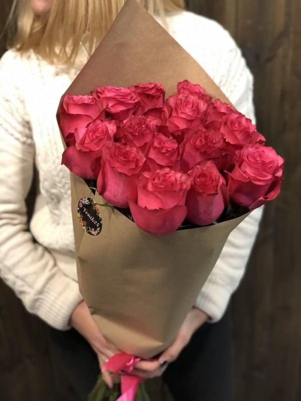"""Букет """"15 Роз Лола"""""""