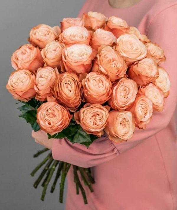 """Букет """"25 Пионовидных Роз"""""""
