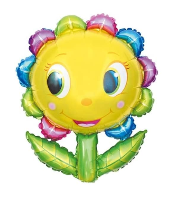 """Шар """"Счастливый Цветочек"""""""